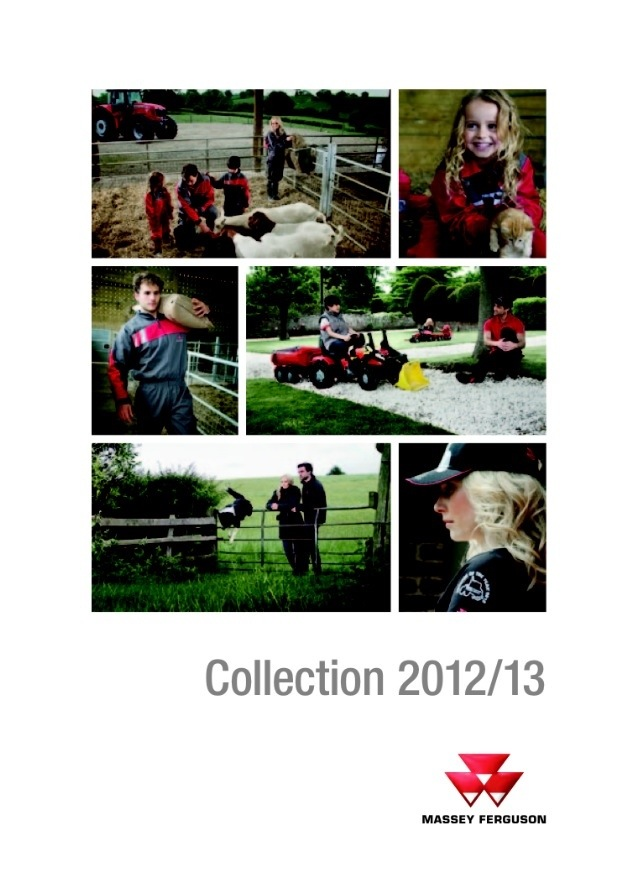 Massey Ferguson Clothing Collection 2012-13