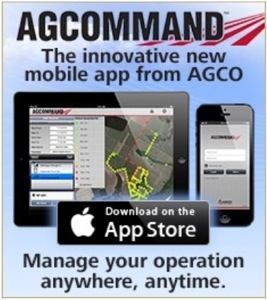 AGCOMMAND iPad and iPhone app