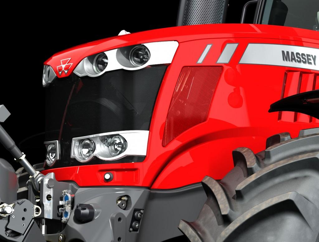 Massey Ferguson 4 cylinder series