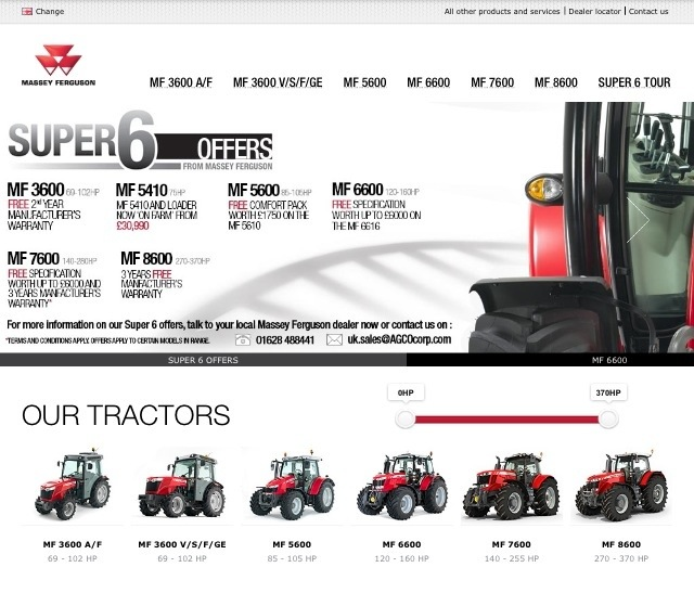 20130602 094830 AM Massey Ferguson Website on Used Massey Ferguson Tractors blog