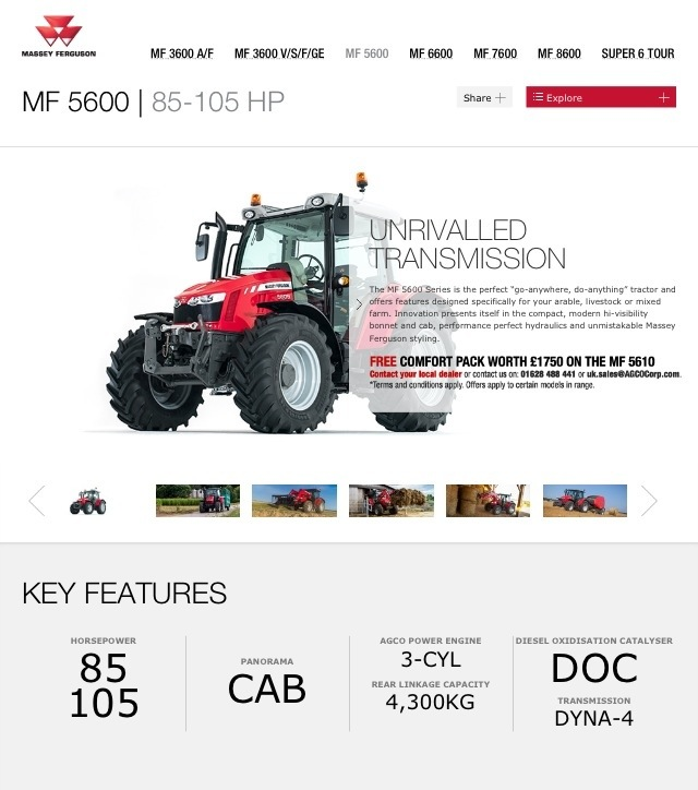 20130602 100509 AM Massey Ferguson Website on Used Massey Ferguson Tractors blog