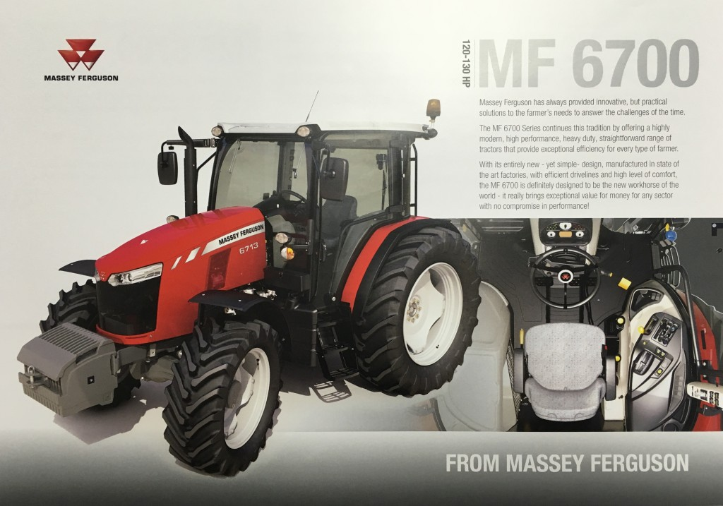 MF6700 series product specification