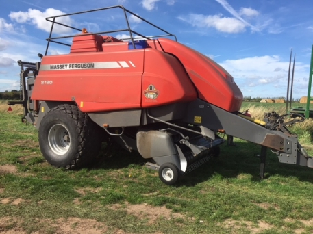 Massey Ferguson MF2190 Big Square Baler