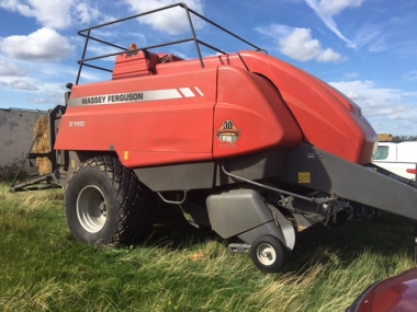 Massey Ferguson - MF2190 Big Square Baler
