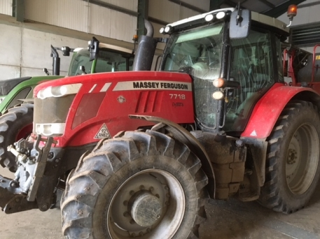 Massey Ferguson - 7718 - photo 1