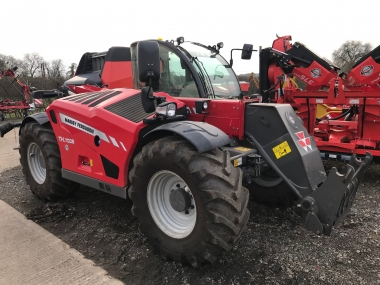 Massey Ferguson - MF TH.7038 Telehandler - Ex Demo