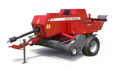 Massey Ferguson - MF1840 small square baler
