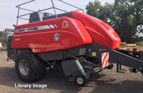 Massey Ferguson MF2290 - Big Square Baler - Brand New