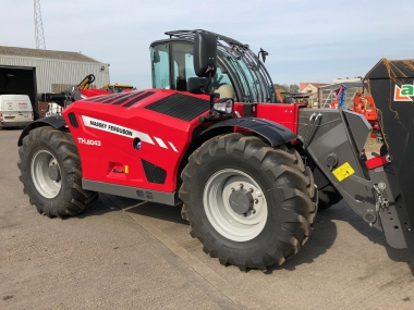 Massey Ferguson - MF TH. 8043 Telehandler - Ex Demo