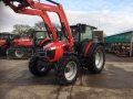 Massey Ferguson - 6713 Global & MF FL.4018 Loader