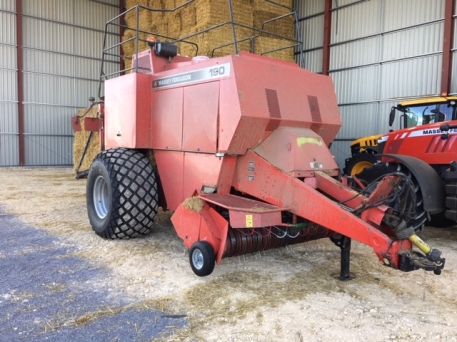 Massey Ferguson MF 190 Big Square Baler
