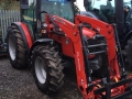 Massey Ferguson - 4708 Global & FL.3416X Loader