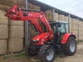 Massey Ferguson 5712 SL - photo 1