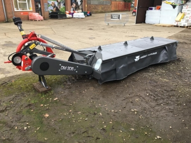 Massey Ferguson - MF DM306-P Disc Mower - Brand New