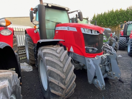 Massey Ferguson - 7724 S - photo 1
