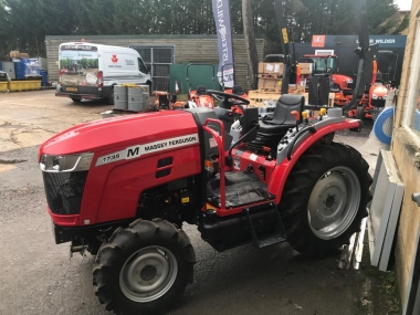 Massey Ferguson - MF1735M HP - Brand New