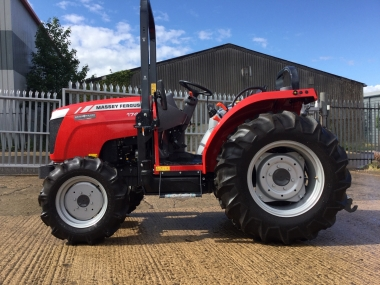 Massey Ferguson - MF1740M HP - Brand New
