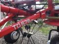 Massey Ferguson MF TD676DN Tedder - Brand New - photo 4