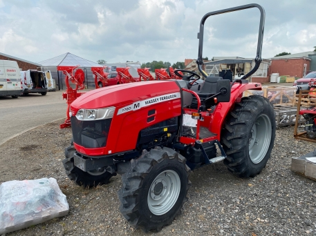 Massey Ferguson MF1765 M MP ROPS Compact Tractor - Brand New