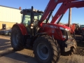 Massey Ferguson 7618 & MF966 Loader - photo 2