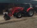 Massey Ferguson 6480 - photo 5