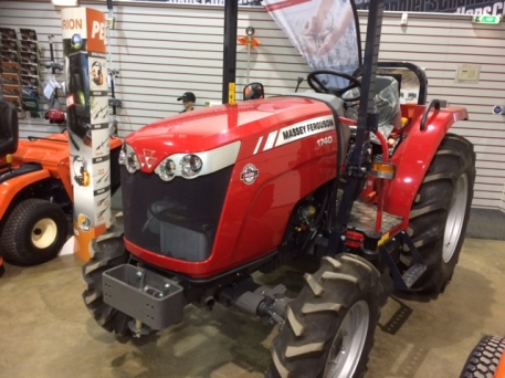 Massey Ferguson MF1740A - NEW