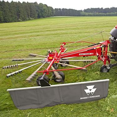Massey Ferguson MF RK451 DN Single Rotor Rake - NEW