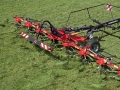 Massey Ferguson MF TD524 DN 4 Rotor Tedder - NEW - photo 1