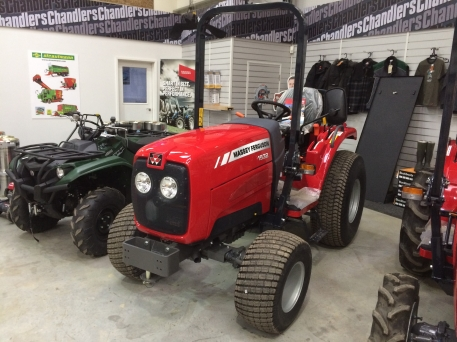 Massey Ferguson MF1532H - NEW