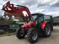 Massey Ferguson 5455 c/w Loader - photo 1