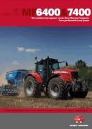 MF 6400 / 7400 - 100-170 hp