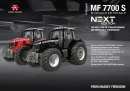 Massey Ferguson 7700 S Next Edition