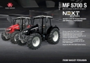 Massey Ferguson 5700 S Next Edition Brochure