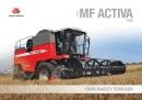 Massey Ferguson 7340 Activa Combine Brochure