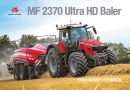 Massey Ferguson 2370 UHD Big Square Baler Brochure