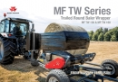 Massey Ferguson TW Trailed Round Bale Wrappers Brochure
