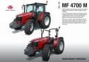Massey Ferguson 4700M Tractor Brochure