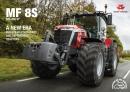 Massey Ferguson 8S Range Tractor Brochure