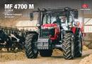 Massey Ferguson 4700M Tractor Brochure - 2021