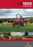 MF 1500 Agricultural Compact