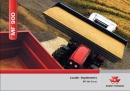 Massey Ferguson 900 loader (year 2005)