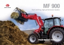 Massey Ferguson 900 Series Loaders Brochure