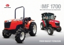 Massey Ferguson 1700 Series Compact Tractors Brochure
