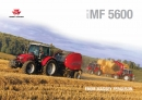 Massey Ferguson 5600 Series Tractors Brochure