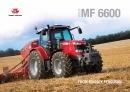 Massey Ferguson 6600 Series Tractors Brochure