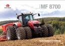 Massey Ferguson 8700 Series Tractors Brochure