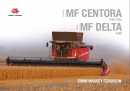 Massey Ferguson Centora & Delta Combine Brochure 2016