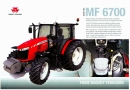 Massey Ferguson 6700 series cabbed tractors specification sheet
