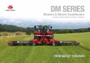 Massey Ferguson DM Disc Mowers & Mower Conditioners Brochure