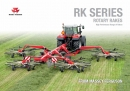 Massey Ferguson RK Series of Rotary Rakes Brochure